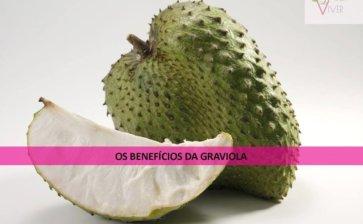 Os benefícios da Graviola