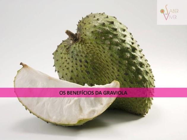 Benefícios da Graviola