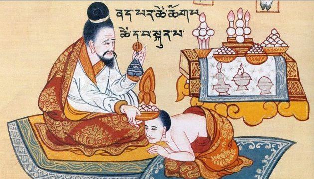 A história do Tibete teve início há cerca de 2.100 anos, em meio às montanhas do Himalaia
