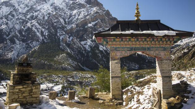 caminho de fuga do Dalai Lama